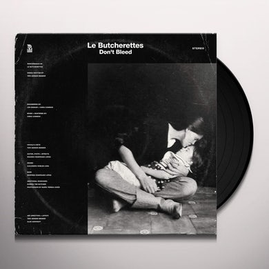 Le Butcherettes Don't Bleed Vinyl Record