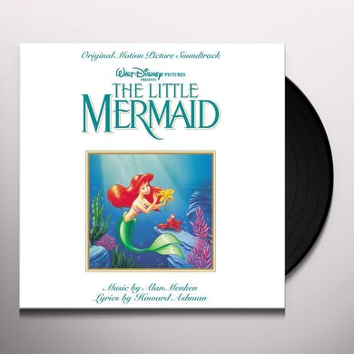 LITTLE MERMAID / Original Soundtrack Vinyl Record