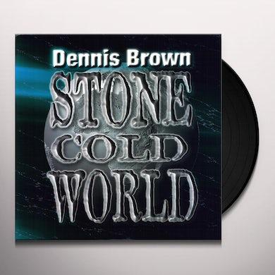 Dennis / Stone Cold World Brown Vinyl Record