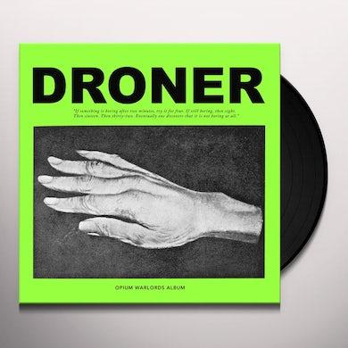 Droner Vinyl Record