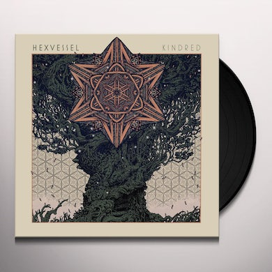 Hexvessel Kindred Vinyl Record
