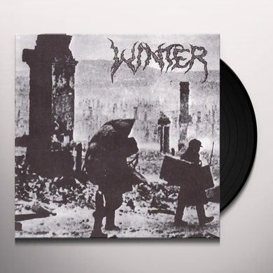 Into Darkness Vinyl Record