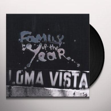 Family Of The Year LOMA VISTA Vinyl Record