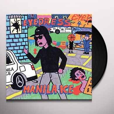 Eyedress MANILA ICE Vinyl Record