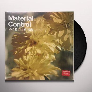Glassjaw MATERIAL CONTROL Vinyl Record