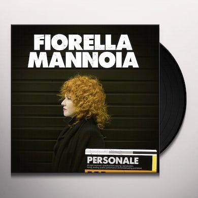 Fiorella Mannoia PERSONALE Vinyl Record