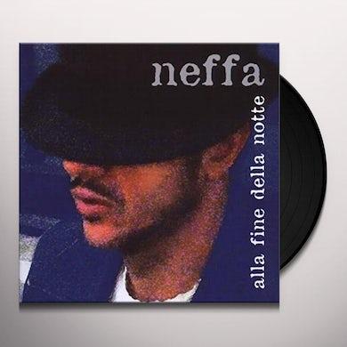 NEFFA ALLA FINE DELLA NOTTE Vinyl Record