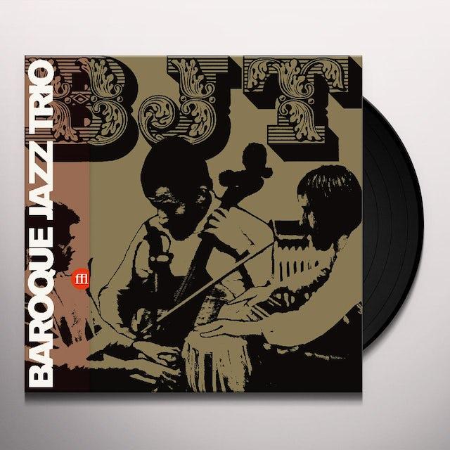 Baroque Jazz Trio Vinyl Record