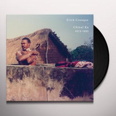 Erick Cosaque CHINAL KA 1973-1995 Vinyl Record