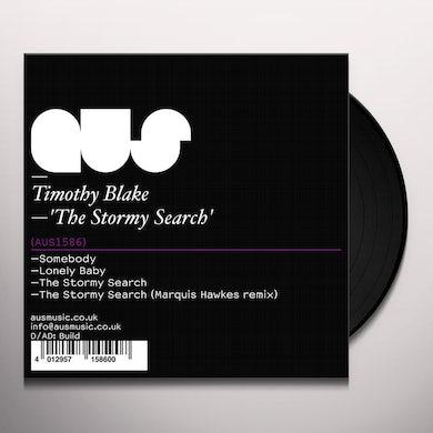 Timothy Blake STORMY SEARCH Vinyl Record