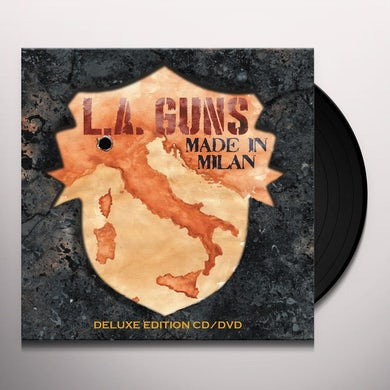 LA Guns MADE IN MILAN Vinyl Record