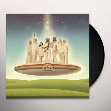 Church Of The Cosmic Skull SCIENCE FICTION Vinyl Record