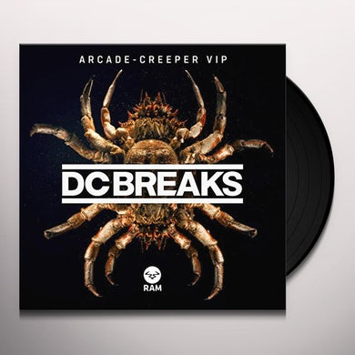 Dc Breaks ARCADE / CREEPER VIP Vinyl Record