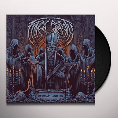 Final Breath OF DEATH AND SIN Vinyl Record