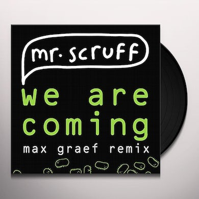 Mr. Scruff WE ARE COMING/FEEL FREE (UK) (Vinyl)