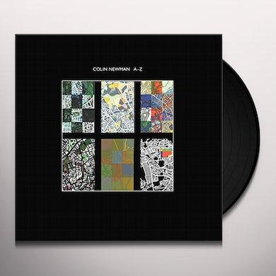Colin Newman A-Z Vinyl Record