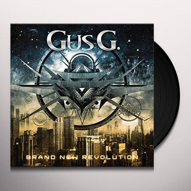 Gus G. BRAND NEW REVOLUTION Vinyl Record