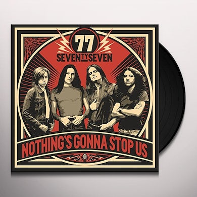 77 NOTHING'S GONNA STOP US Vinyl Record