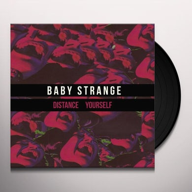 Baby Strange DISTANCE YOURSELF Vinyl Record