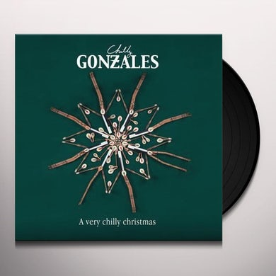 Chilly Gonzales VERY CHILLY CHRISTMAS Vinyl Record