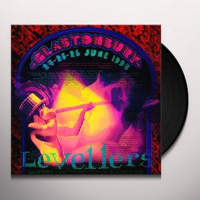 The Levellers GLASTONBURY 94 Vinyl Record