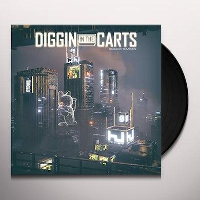 DIGGIN IN THE CARTS REMIXES Vinyl Record