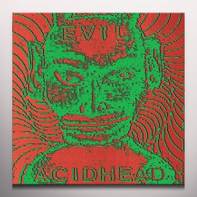 EVIL ACIDHEAD IN THE NAME OF ALL THAT IS UNHOLY Vinyl Record