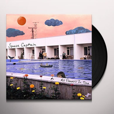 ALL FLOWERS IN TIME Vinyl Record
