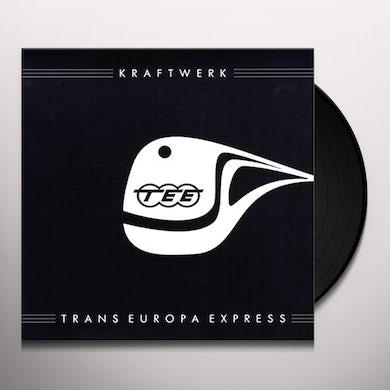 Kraftwerk TRANS EUROPA EXPRESS Vinyl Record
