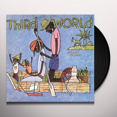 Third World JOURNEY TO ADDIS Vinyl Record