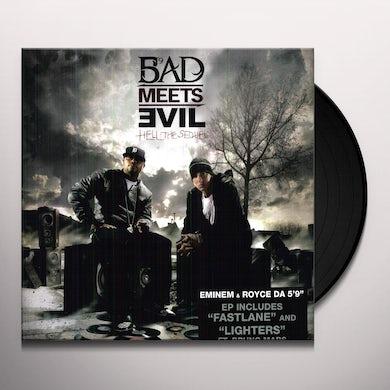 Bad Meets Evil HELL: THE SEQUEL Vinyl Record