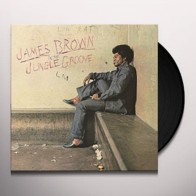 James Brown IN THE JUNGLE GROOVE Vinyl Record