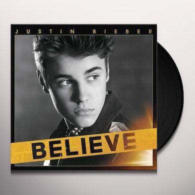 Justin Bieber    Believe (LP) Vinyl Record