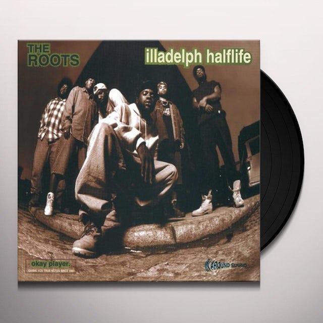 The Roots ILLADELPH HALFLIFE Vinyl Record