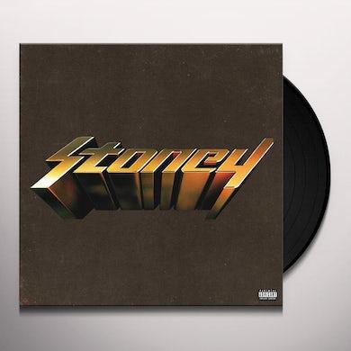 Post Malone Stoney (2 LP)(Orange) Vinyl Record