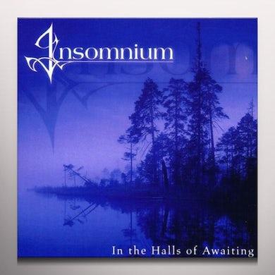 Insomnium In The Halls Of Awaiting (2 LP)(translucent Blue) Vinyl Record