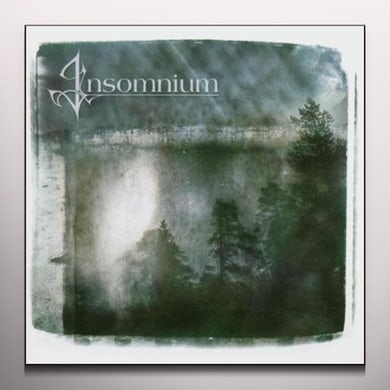 Insomnium SINCE THE DAY IT ALL CAME DOWN - Limited Edition Clear Colored Vinyl Record