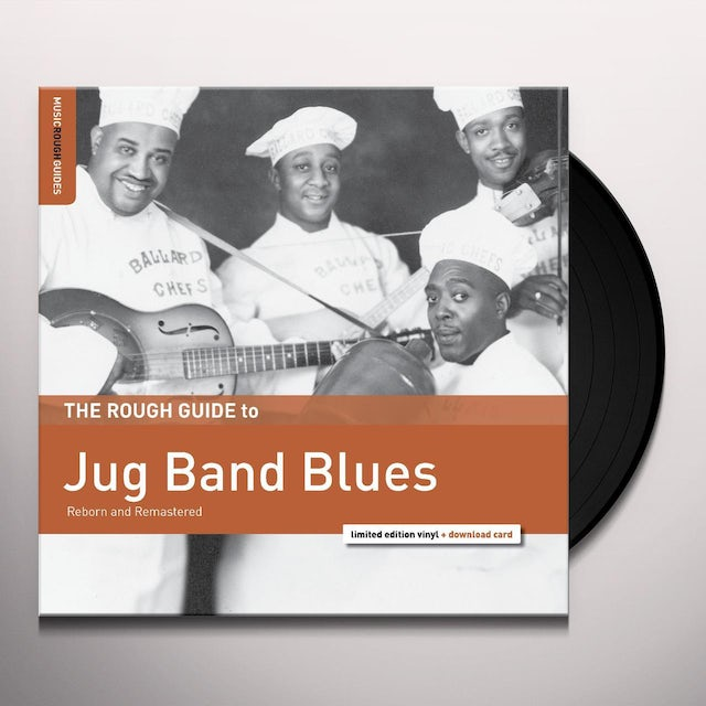 Rough Guide To Jug Band Blues / Various