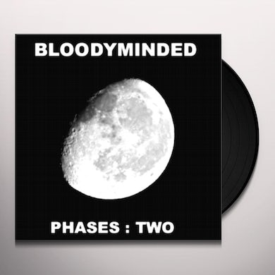 Bloodyminded PHASES 3 Vinyl Record