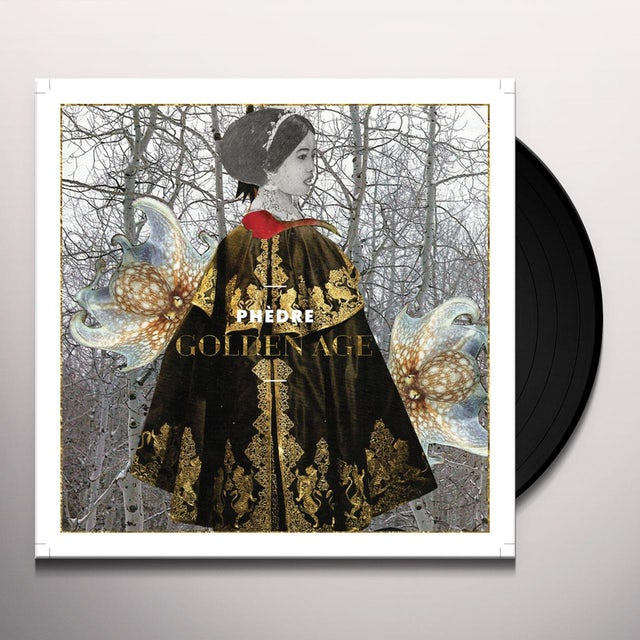 Phedre GOLDEN AGE Vinyl Record