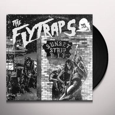 Flytraps SUNSET STRIP RIP Vinyl Record
