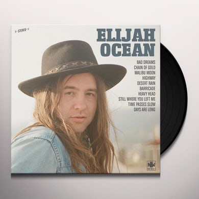 Elijah Ocean Vinyl Record