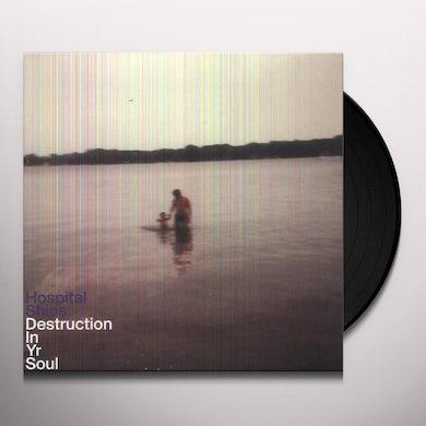 Hospital Ships DESTRUCTION IN YR SOUL Vinyl Record