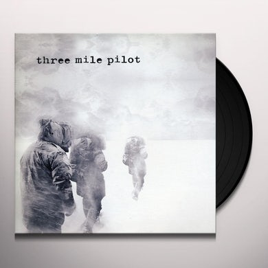 Three Mile Pilot PLANETS / GREY CLOUDS Vinyl Record