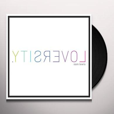 Sam Lewis LOVERSITY Vinyl Record