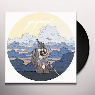 Calpurnia Greyhound/Louie Vinyl Record