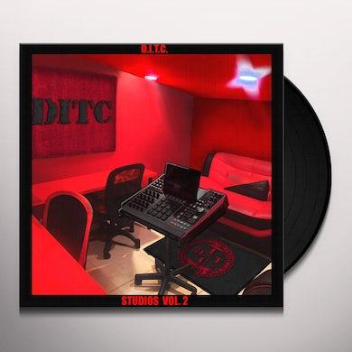 Ditc Studios D.I.T.C. STUDIOS VOL. 2 Vinyl Record