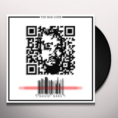 David Bars THE BAR CODE Vinyl Record