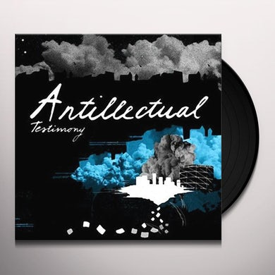 Antillectual TESTIMONY Vinyl Record