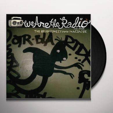 The Brian Jonestown Massacre WE ARE THE RADIO Vinyl Record
